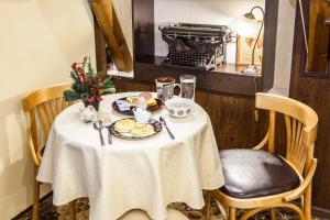 Ресторан / где поесть в Мини-Отель Дом Романовых