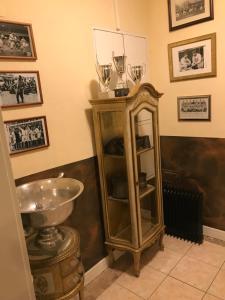 A bathroom at Suite Edin