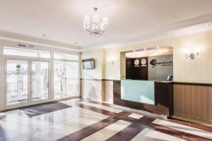 Лобби или стойка регистрации в Гостиничный Комплекс Парк - Отель Пушкин