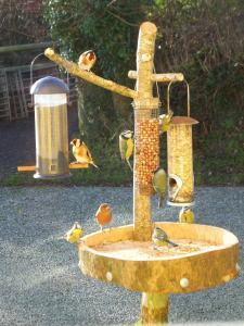 Children's play area at North Headborough