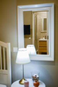 A bathroom at Casa Conforto