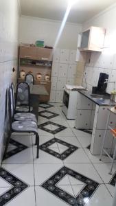 A kitchen or kitchenette at Casa de Charles