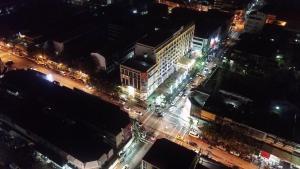 A bird's-eye view of V Wish Hotel