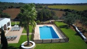 A view of the pool at Son Set Villa or nearby