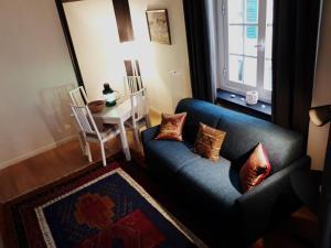 Area soggiorno di Cosy Little House