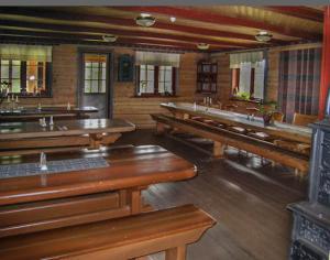 Pub eller bar på Saga Trollheimen Hotel