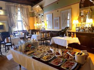 Ресторан / где поесть в Hotel Wentzl
