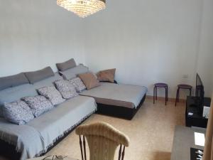 Zona de estar de Apartamento Angel Alcazar 35