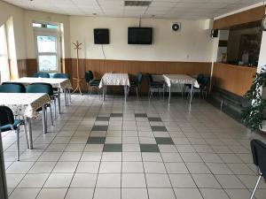 Restaurace v ubytování Euromotel
