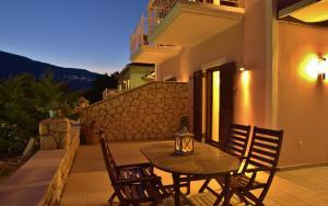 Balcone o terrazza di Il Viaggio Verde