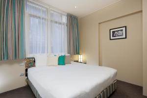 A bed or beds in a room at Best Western Plus Hotel Stellar