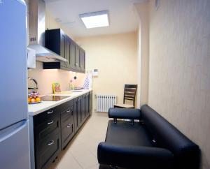 Кухня или мини-кухня в Тихая Площадь