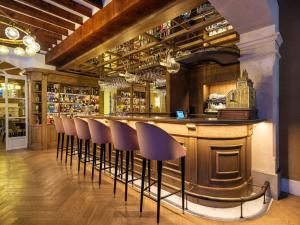 Loungen eller baren på Hotel Gloria de Sant Jaume