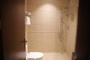 Um banheiro em Nasima Hotel Apartements