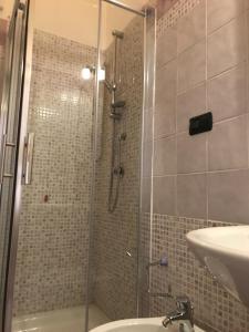 A bathroom at Bed & Breakfast San Francesco