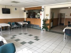 Vstupní hala nebo recepce v ubytování Euromotel