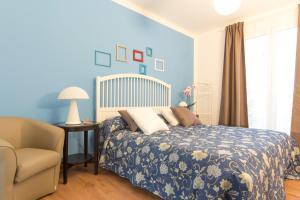 Letto o letti in una camera di Il Sogno Apartments