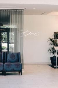 The lobby or reception area at Best Western Premier C Hotel by Carmen's