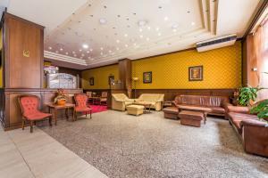 The lobby or reception area at Sveta Sofia Hotel