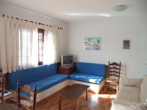 Zona de estar de Apartamentos en Son Bou