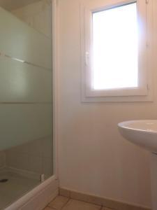 A bathroom at Les bastides de Grimaud