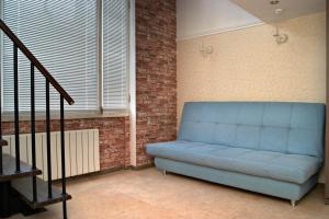 Гостиная зона в Апельсин Отель на Дубровке