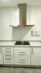 Una cocina o zona de cocina en Mestre Valls Apartment