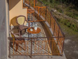 Балкон или терраса в Hotel Mirhav