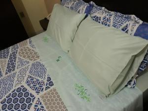 Cama o camas de una habitación en Guilet Hotel