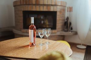 Drinks at Panoramic Apartments - MontePalazzo Sinaia