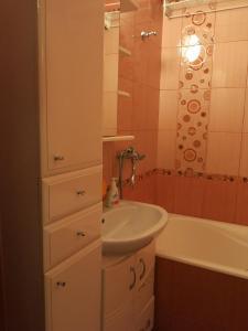Ванная комната в Большая Тульская 54