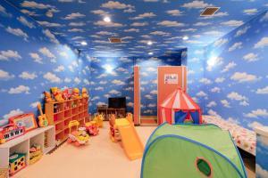 The kid's club at Izumigo Neo Oriental Resort Yatsugatake Kogen