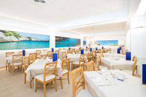 Un restaurante o sitio para comer en Globales Almirante Farragut