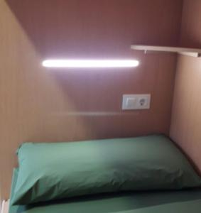 A bed or beds in a room at Cruce De Caminos Arzua