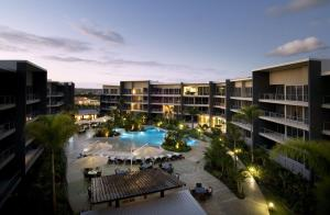 A view of the pool at Azzura Greens Resort or nearby