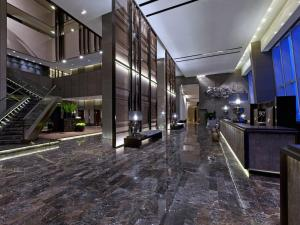 Hall o reception di The Okura Prestige Bangkok