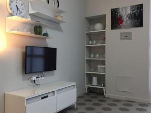 TV o dispositivi per l'intrattenimento presso Don't Think Twice - First Floor