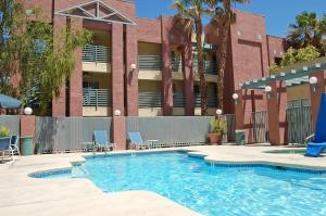 The swimming pool at or near Extended Stay America - Las Vegas - Valley View