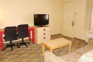 A television and/or entertainment center at Extended Stay America - Las Vegas - Valley View