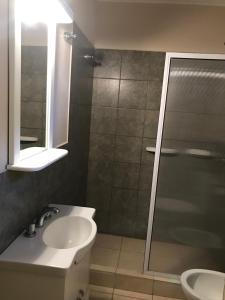 Un baño de El Remanso