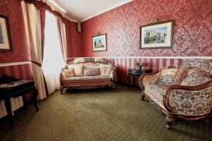 Гостиная зона в Отель O'Хара