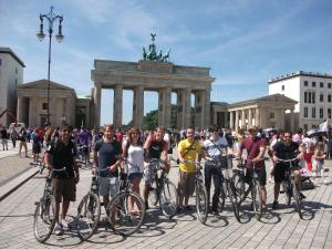 Biking at or in the surroundings of Grand Hostel Berlin Classic