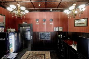 Кухня или мини-кухня в Отель O'Хара