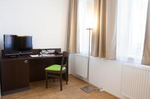 TV/Unterhaltungsangebot in der Unterkunft Stadthotel Waidhofen an der Thaya