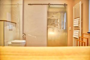 Ein Badezimmer in der Unterkunft Flair Hotel Nieder