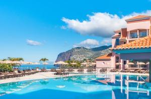 The swimming pool at or near Pestana Royal Premium Ocean & Spa Resort