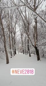 B&B Il Conventino 44 during the winter