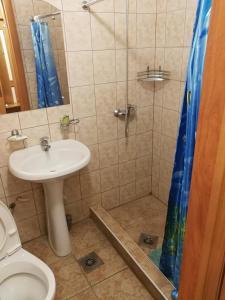 Ванная комната в Отель Тамбов