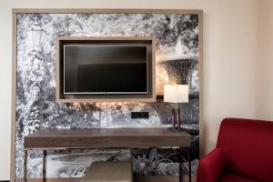 TV/Unterhaltungsangebot in der Unterkunft Radisson Blu Badischer Hof Hotel