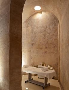 Łazienka w obiekcie Hotel Cappuccino - Palma